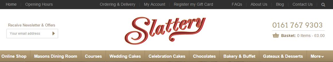 A brand new Slattery?