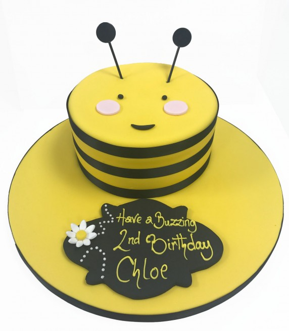 Cake Decorations: Bee Cake Decorations