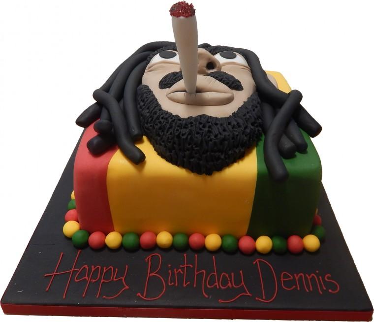 Astounding Bob Marley Funny Birthday Cards Online Elaedamsfinfo