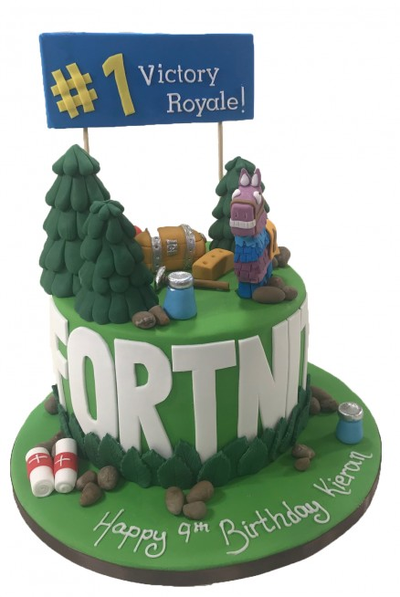 - fortnite images for cakes