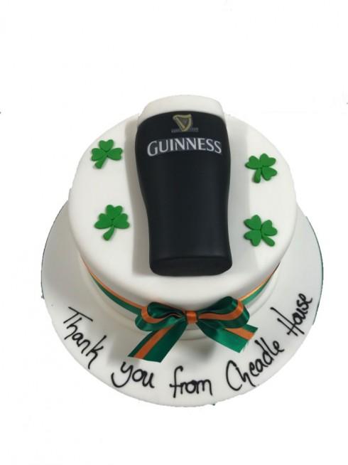 Superb Guinness Beer Alcohol Irish Personalised Birthday Cards Veneteletsinfo