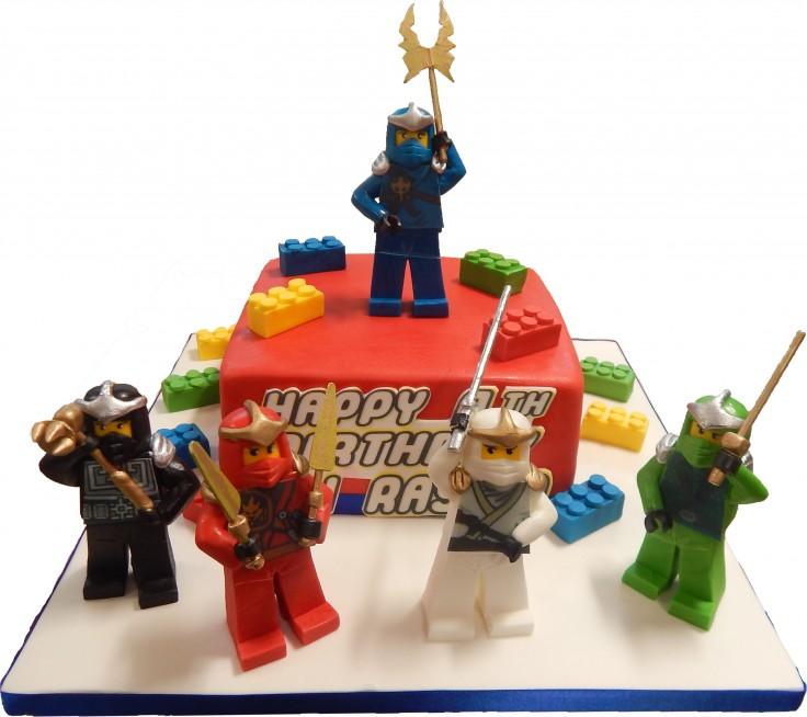 Total Ninja Cake