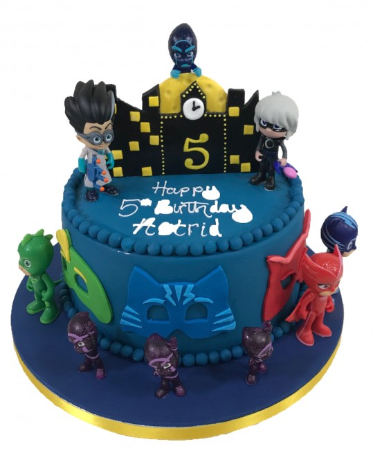 P J Masks Cake
