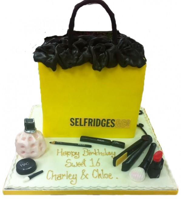 7b0853d9732b Selfridges Bag with Extras