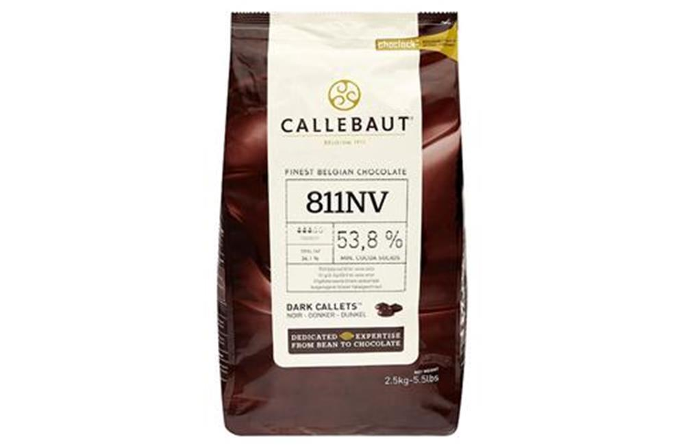Callebaut Dark Chocolate Ingredients