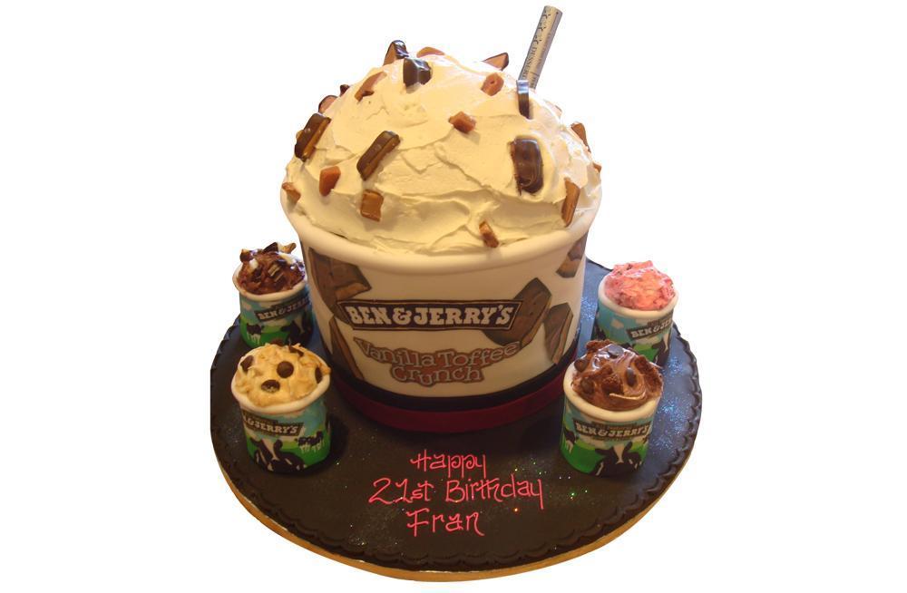 ben jerry s ice cream birthday cake