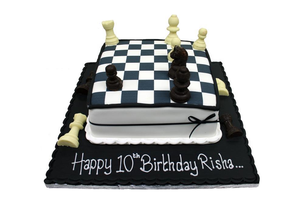 Fabulous Chess Board Funny Birthday Cards Online Overcheapnameinfo