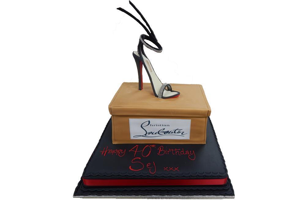Louboutin Shoe Cake Price
