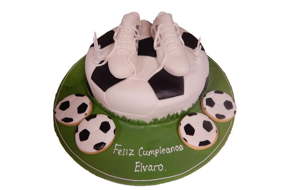 Football Cake Pictures Uk : Football Cake with Boots