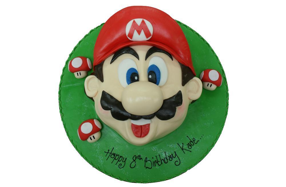 Mario Birthday Cake Uk