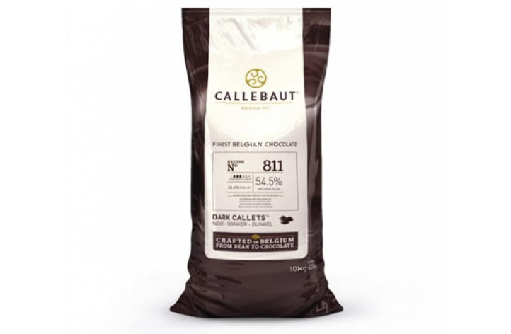 Barry Callebaut (811) Dark Chocolate Callets 10kg