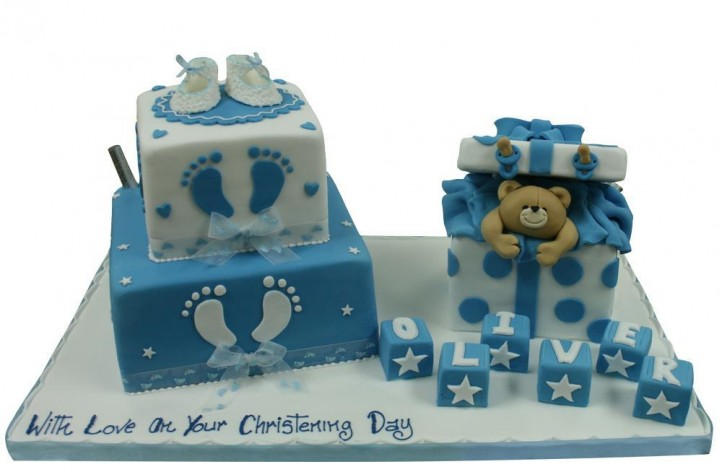 2 Tier & Single Tier Christening