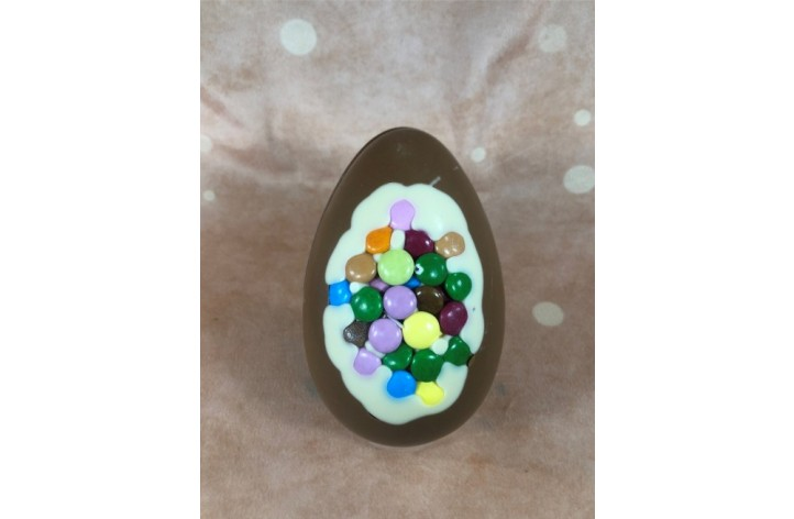 Chocolate Bean Easter Egg
