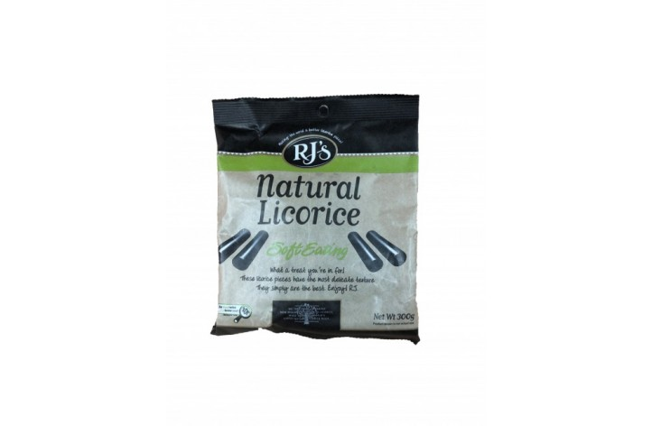 RJ's Natural Licorice - Soft Eating