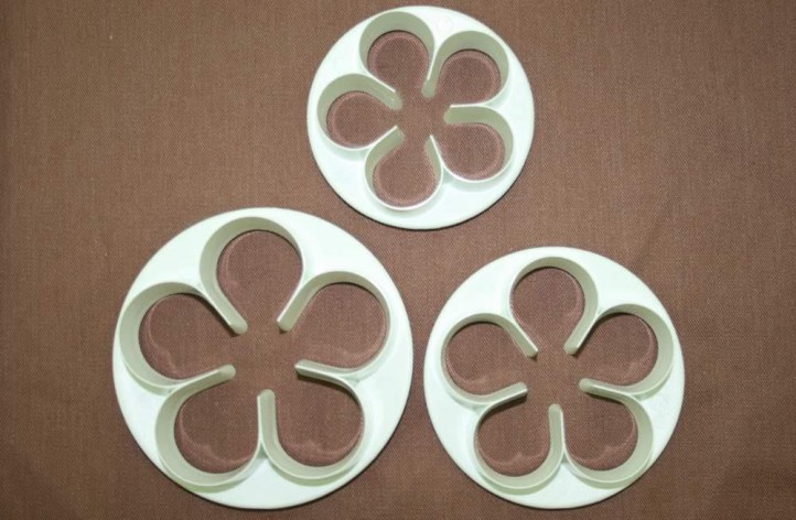 5 Petal Cutter Large (Set of 3)