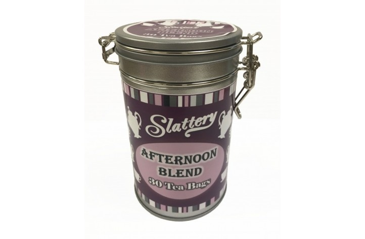 Afternoon Tea Bags in Tin