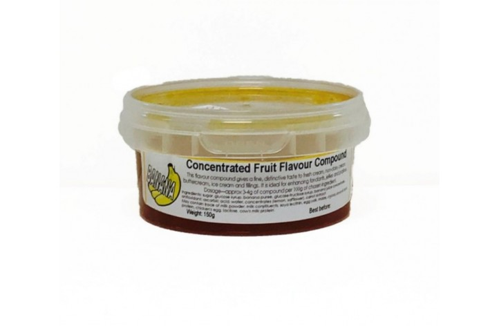 Banana Compound Flavouring 150g