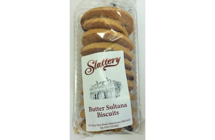 Butter Sultana Biscuits