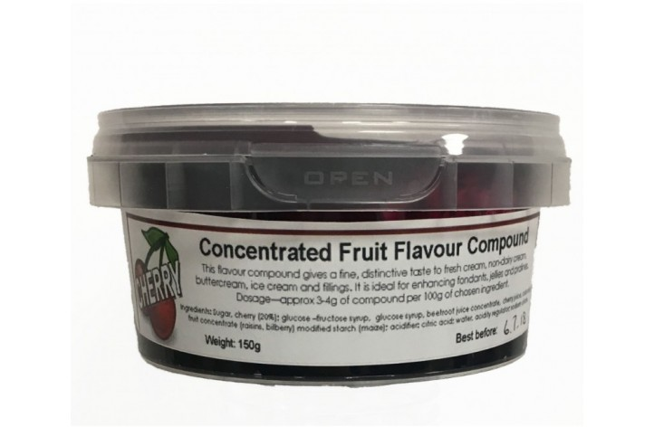 Cherry Compound Flavouring 150g