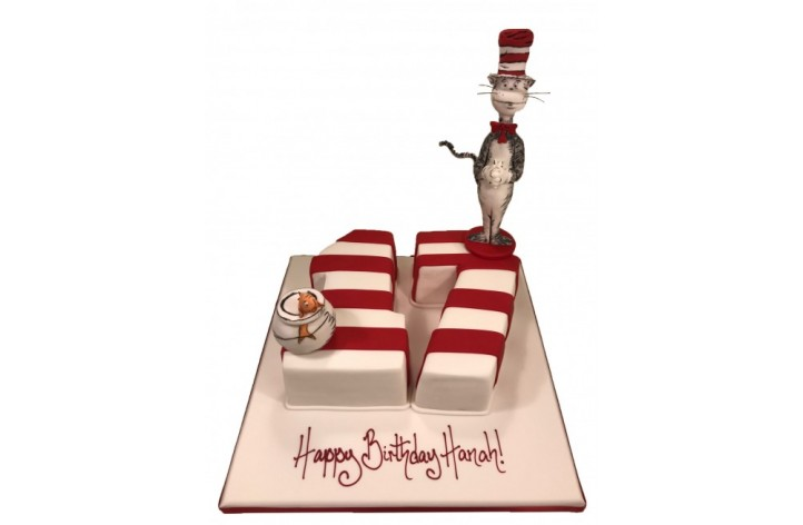 Cat In The Hat Double Figure