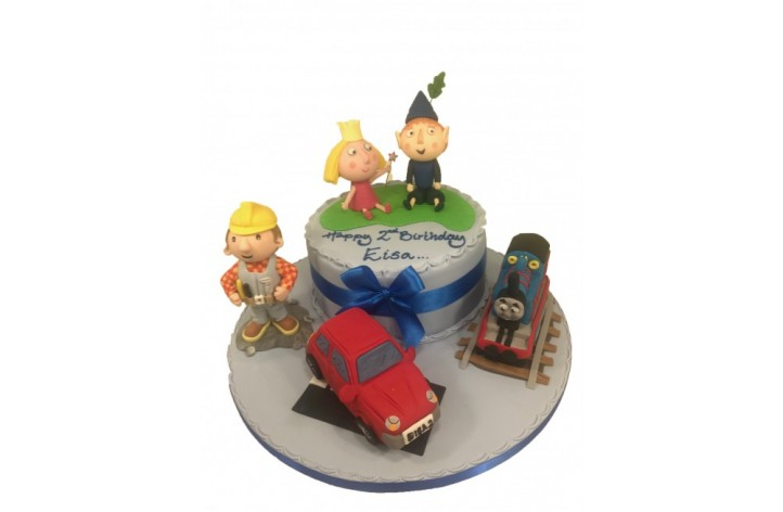 Children's TV Cake