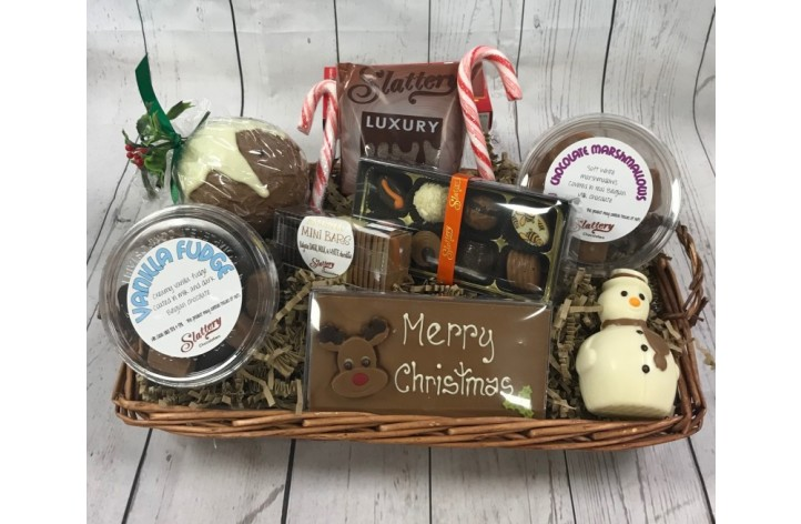 Christmas Family Chocolate Hamper