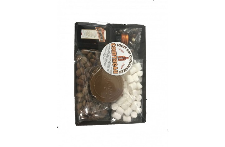 Cointreau Milk Hot Chocolate Kit