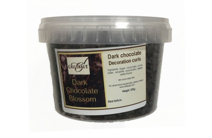 Dark Chocolate Blossom 200g