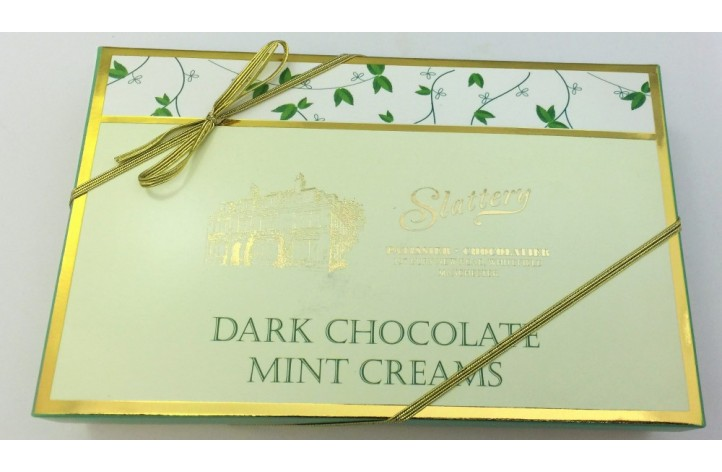 Dark Chocolate Mint Creams Gift Box