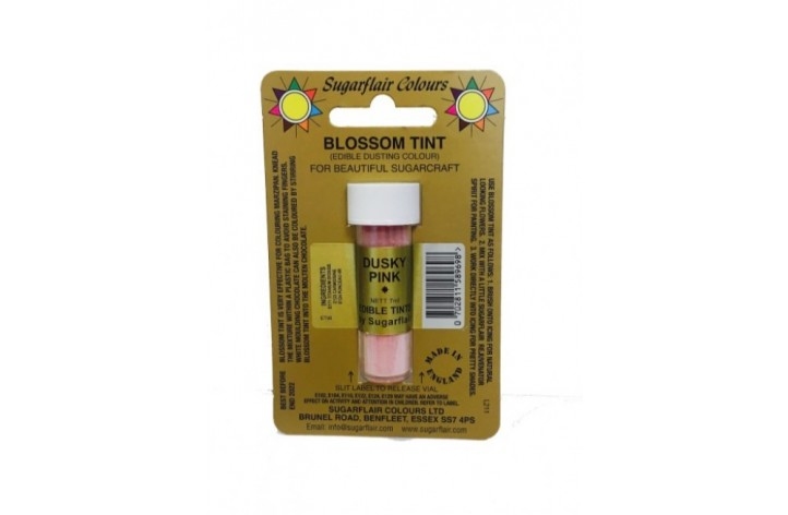 Dusky Pink Powder Colouring 7ml