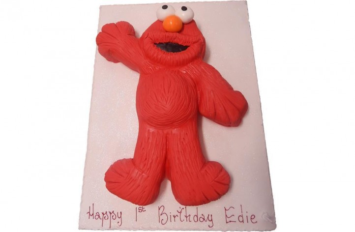 Elmo Full Figure