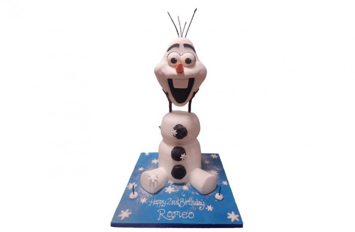 Frozen Olaf Full Figure