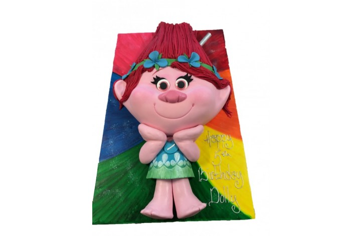 Trolls Princess Poppy Full Figure