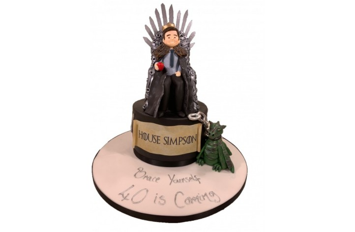 Game of Thrones with figure