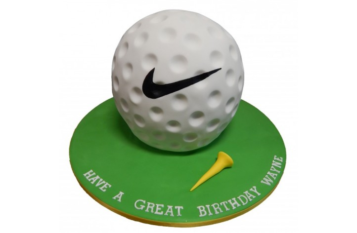 Golf Ball Full Figure