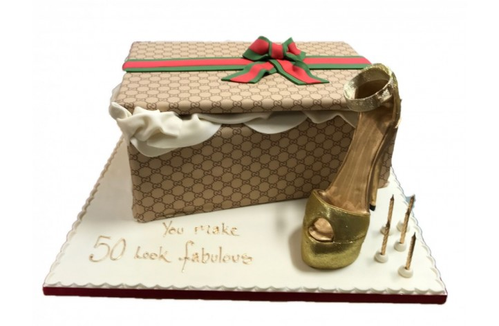 Designer Shoe Box and Shoe