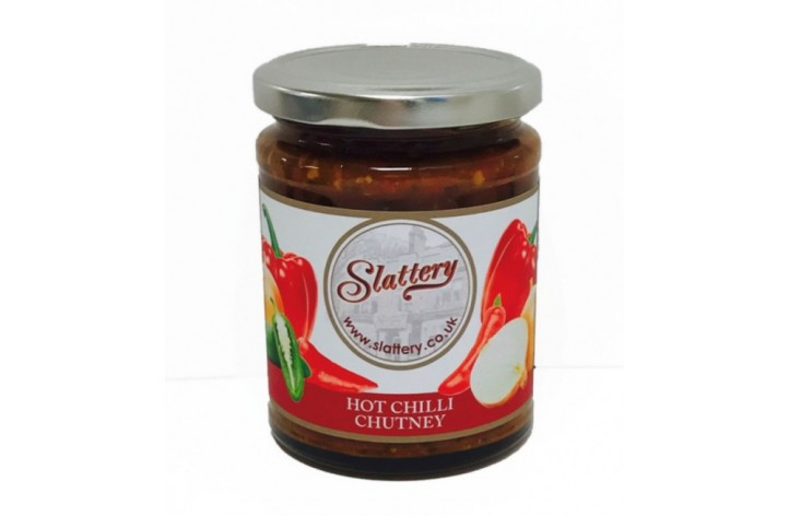Hot Chilli Chutney
