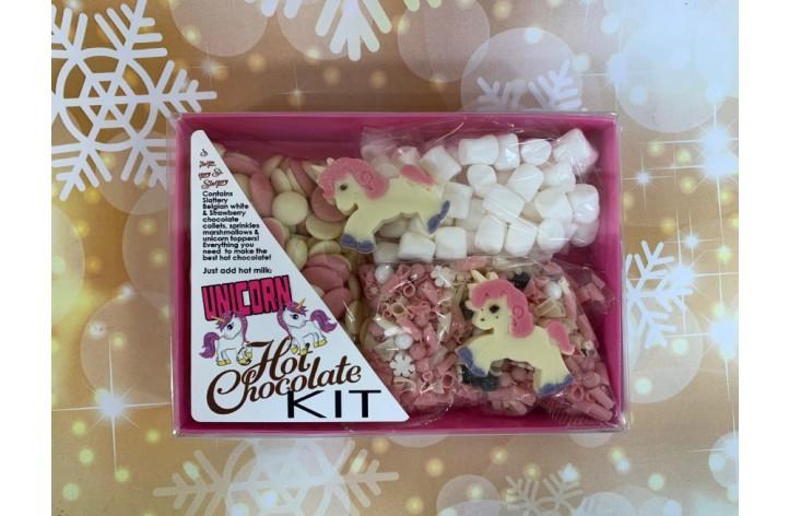 Unicorn Hot Chocolate Kit
