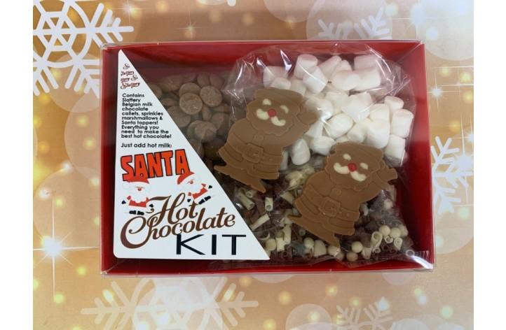 Santa Hot Chocolate Kit