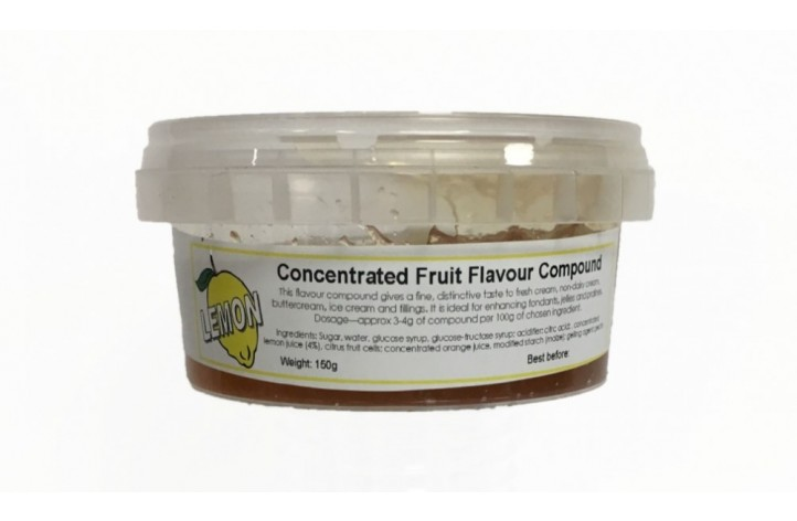 Lemon Compound Flavouring 150g