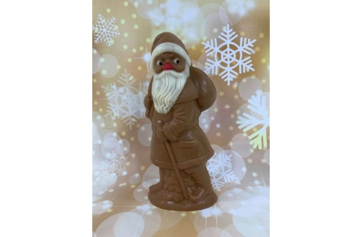 Medium Size Chocolate Father Christmas