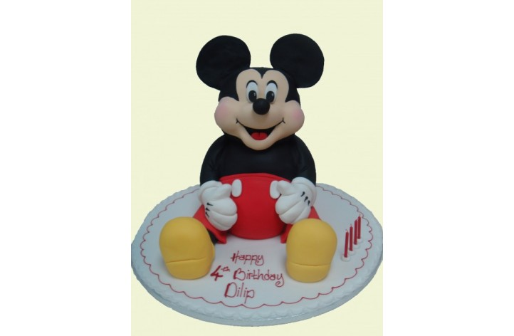 Mickey Mouse Full Figure