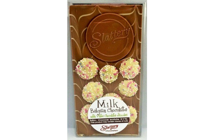 Small Milk Chocolate with Jazzies