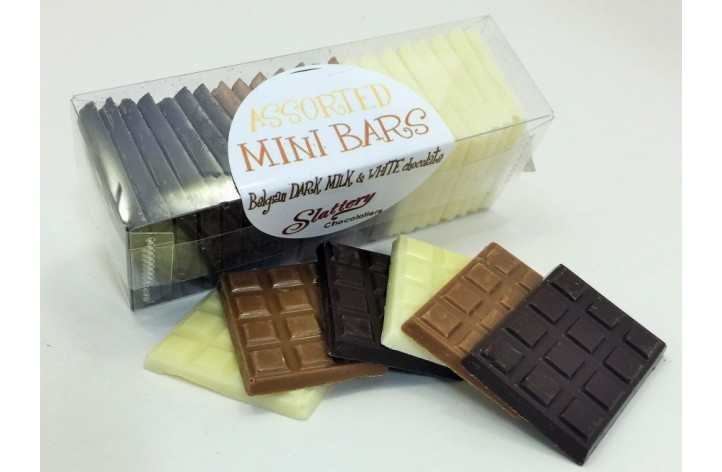 Mini Chocolate Bar Pack