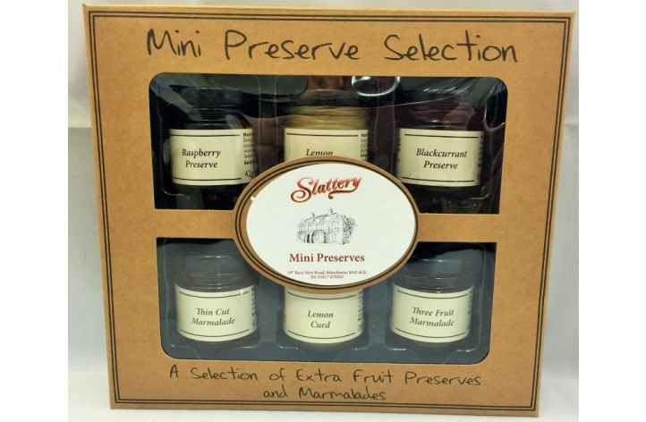 Mini Preserve Selection