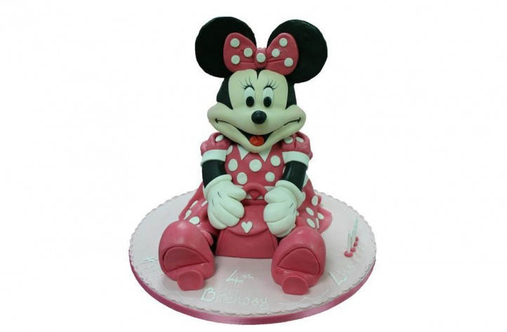 Minnie Mouse Full Figure