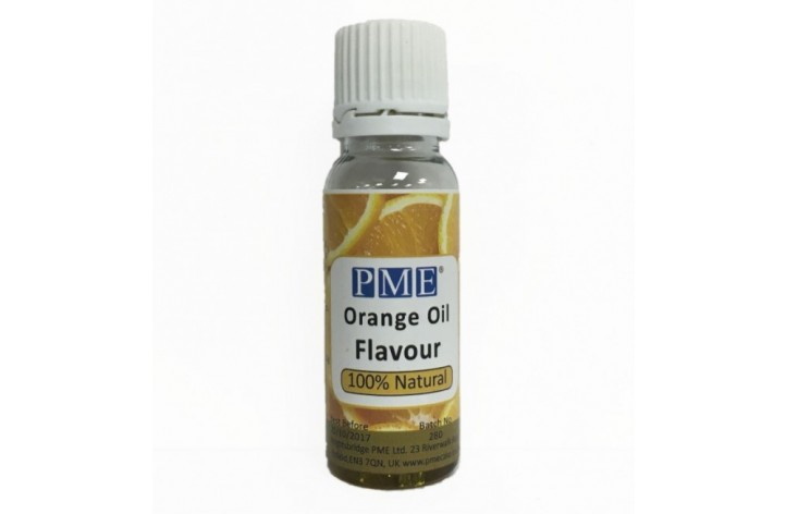 PME Orange Flavouring 25ml - CURRENTLY OUT OF STOCK