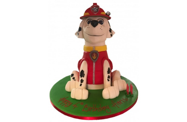 Paw Patrol - Marshall (Full Figure)