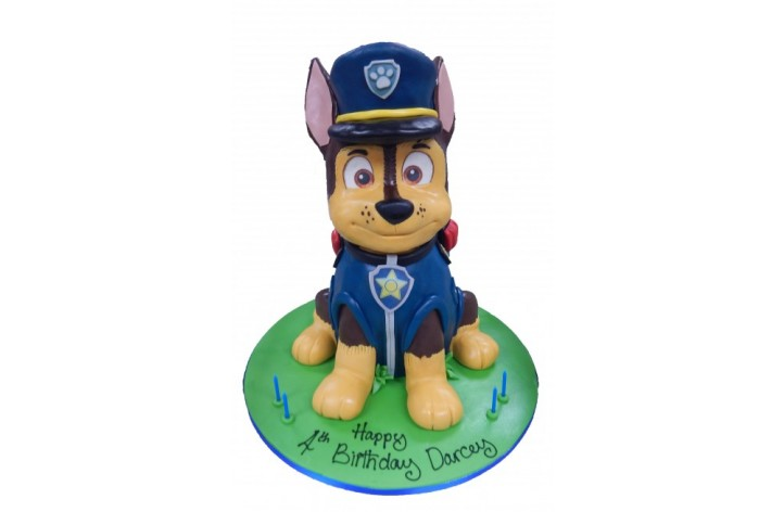Paw Patrol - Chase (Full Figure)