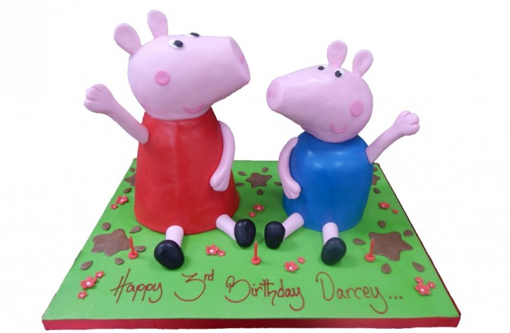Peppa & George Full Figure